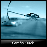 Combo Break Windshield Crack